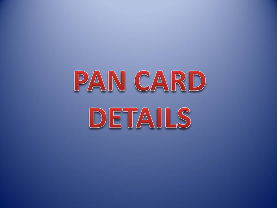 Read more about the article PANCARD ke naam aur number ko PAN number se kaise verify karen