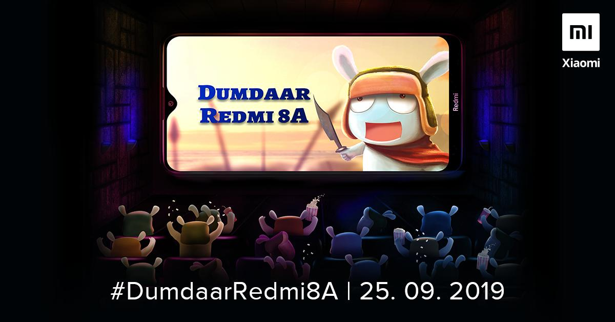 Dumdaar Redmi 8A
